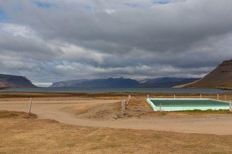 Reykjafjarðarlaug hot spring